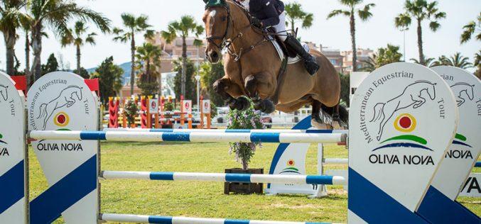 Arranca o Mediterranean Equestrian Tour 2018 em Oliva Nova, Valência