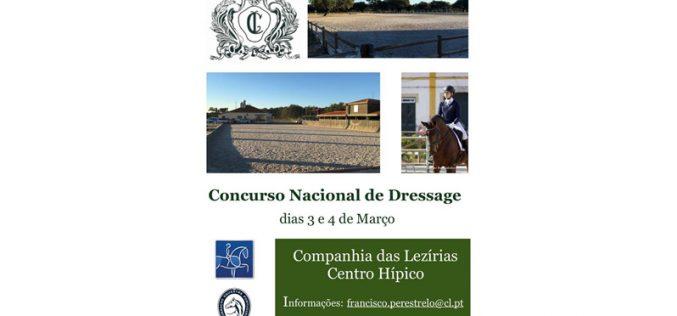 Companhia das Lezírias recebe CDN este fim-de-semana