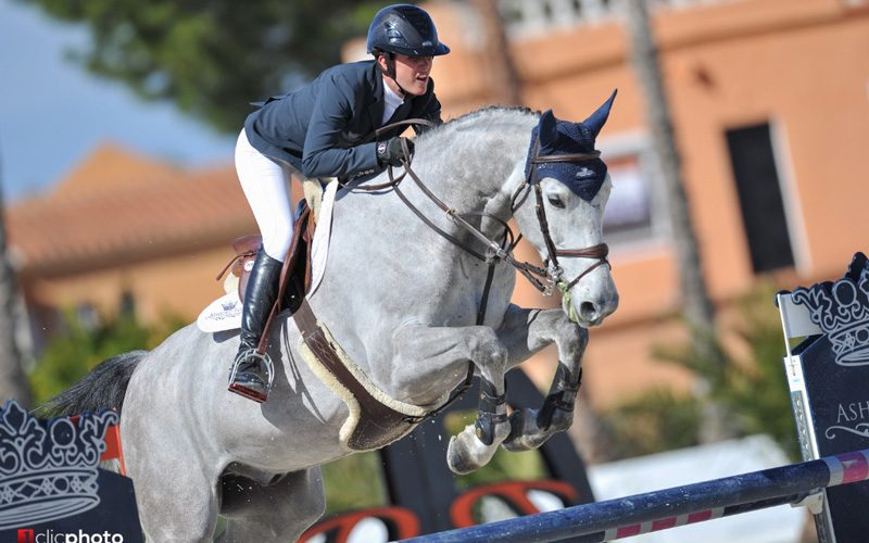 Spring MET 2018: Burlington Riverland, Caracole de Talma and E-Risingson Z best in the final