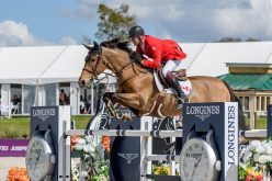 Canada Claims Victory in $450,000 Longines Nations' Cup of Ocala