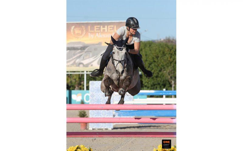 Vilamoura Atlantic Tour 2018: Domínio britânico nos Cavalos Novos (LIVESTREAM)