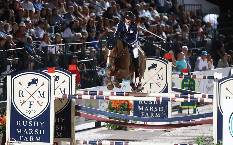 Olivier Philippaerts Wins Two in a Row in Wellington