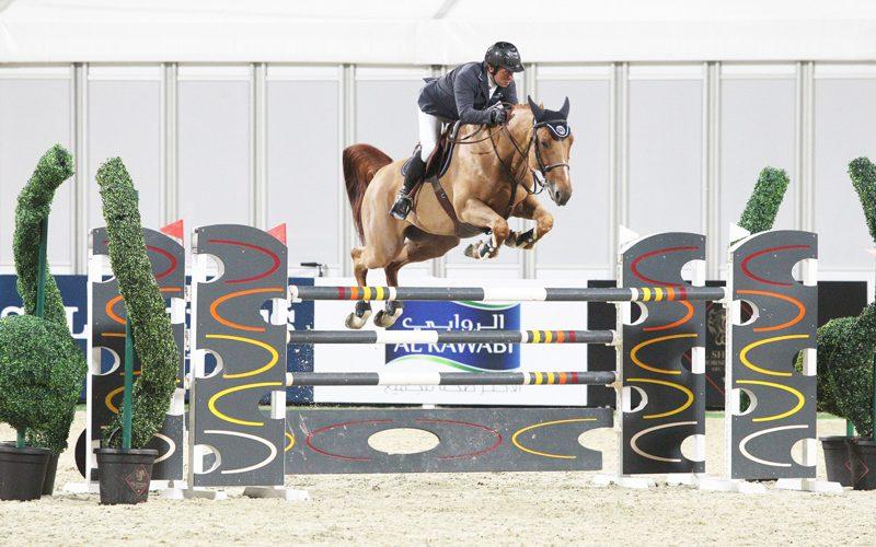 CSI5*-W Al Shira'aa: Luís Sabino conquista 7º lugar em Sharjah (VÍDEO)