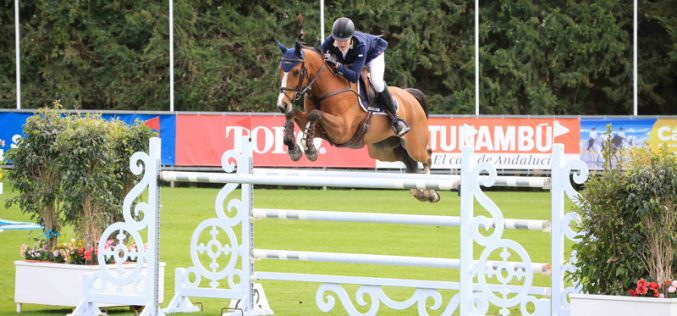 Harry Charles and Controe win the Unicaja Banco Big Tour Grand Prix
