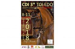 CDI3* Toledo: 5 Cavaleiros Portugueses inscritos