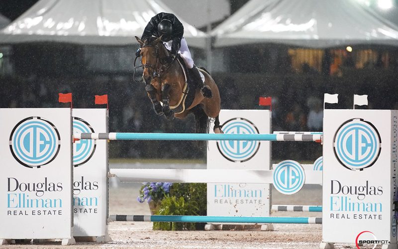 WEF 2018: Daniel Coyle and Cita Victorious in $384,000 Douglas Elliman Real Estate Grand Prix CSI 5*