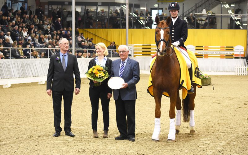 Edward – a true Hanoverian honoured