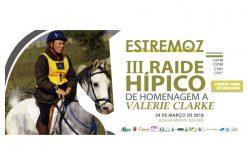 III Raide Hípico de Homenagem a Valerie Clarke – Estremoz