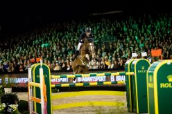 Niels Bruynseels riding Gancia de Muze win the Rolex Grand Prix