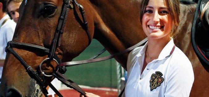 Dois novos cavalos para Jessica Springsteen (VÍDEO)