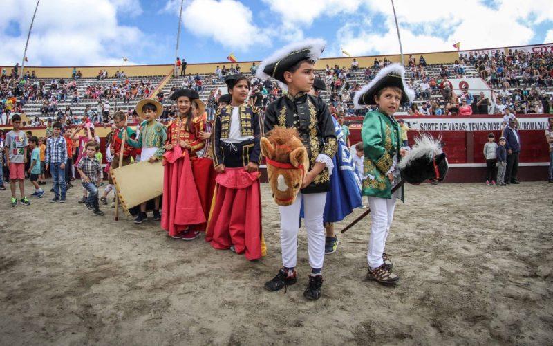 Festas de Santarém convidam a brincar aos Toiros