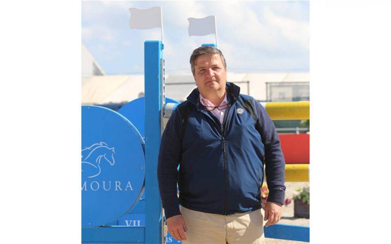 Santiago Varela nomeado chefe de pista dos Jogos Olímpicos de Tóquio 2020