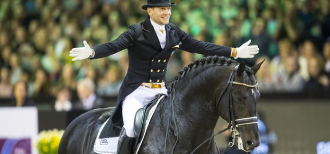 Werth wins and Gal glitters as Dressage Final line-up is decided in Den Bosch