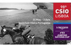 Participação de conjuntos no CSIO de Lisboa de 2018