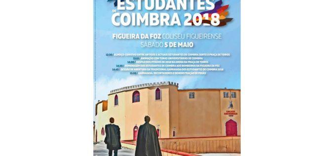 Estudantes de Coimbra  marcam garraiada para 5 de Maio