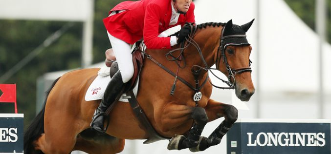 Canadian Show Jumping Team Victorious in Mexican Nations' Cup