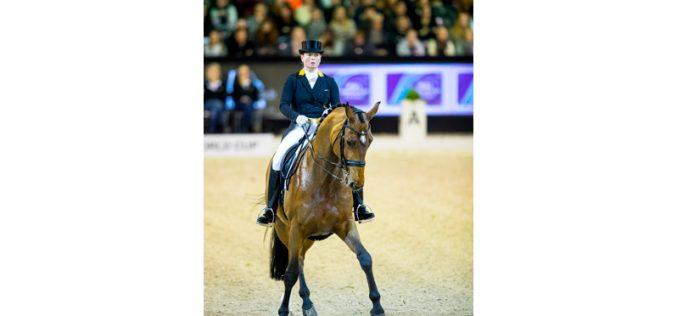 Isabell Werth ocupa os dois primeiros lugares do ranking Dressage; Daniel Pinto sobe cinco posições