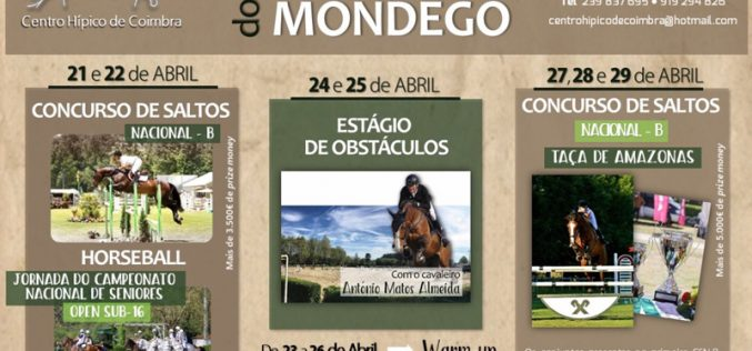 Tour Equestre do Mondego