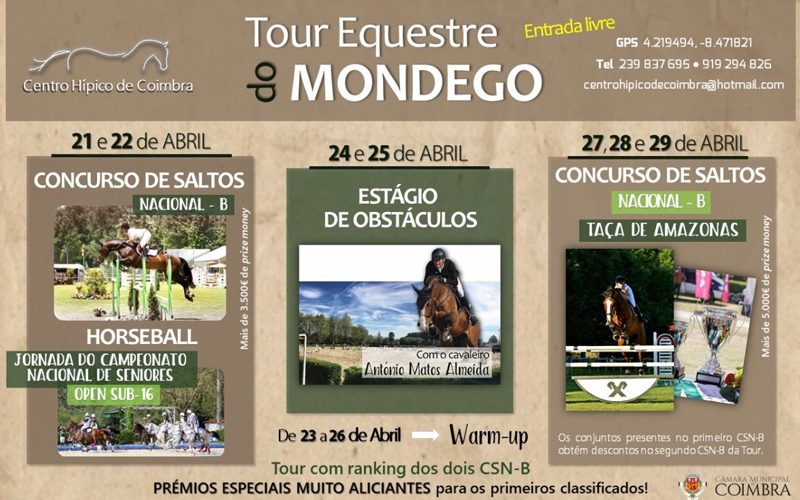 Tour Equestre do Mondego