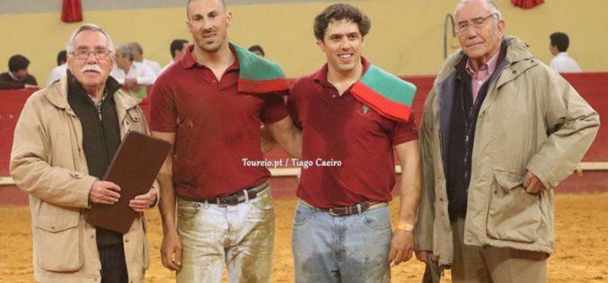 Forcados de Monforte vencem concurso de cernelhas em Évora