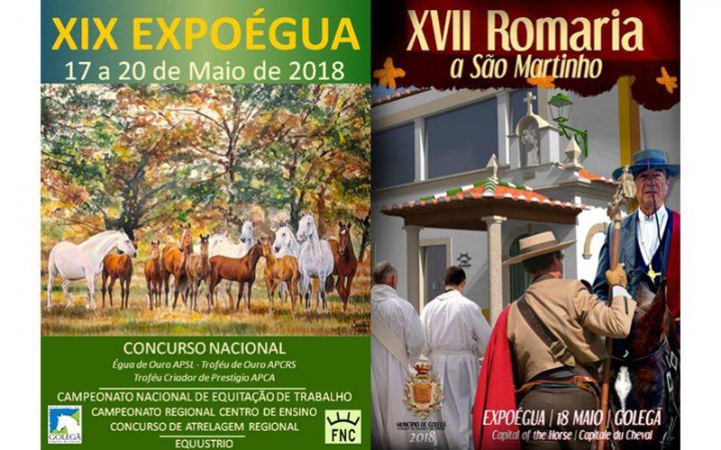 Não perca este Evento: Expoégua – Romaria 2018 este fim-de-semana