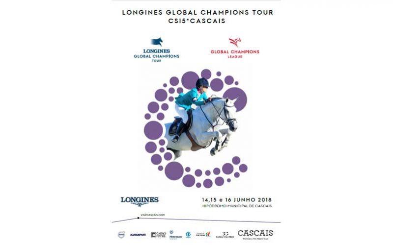 Cascais volta a receber o Longines Global Champions Tour