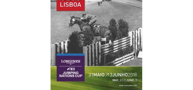 Lisboa recebe os melhores cavaleiros nacionais e internacionais