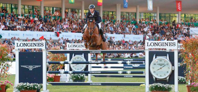Magnificent Maher Regins Supreme at LGCT Madrid