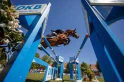 "A ""Charmed"" victory in the Grand Prix for Markus Beerbaum"
