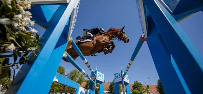 """A """"Charmed"""" victory in the Grand Prix for Markus Beerbaum"""