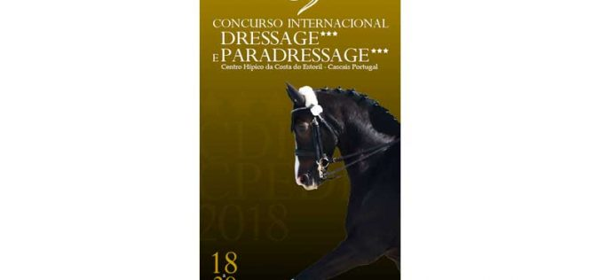 CDI3* Estoril: Recorde de Participantes no Internacional de Dressage