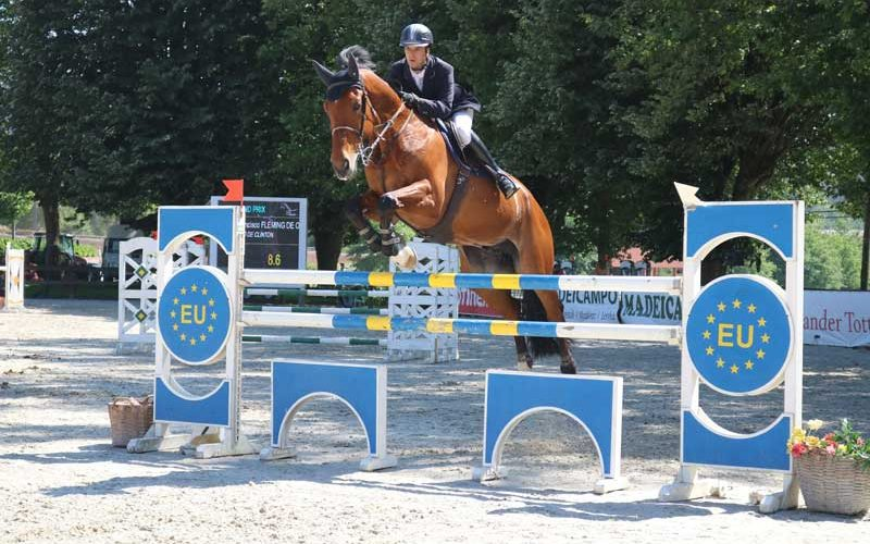 CSI1* Barcelos: Francisco Fleming vence o Grande Prémio