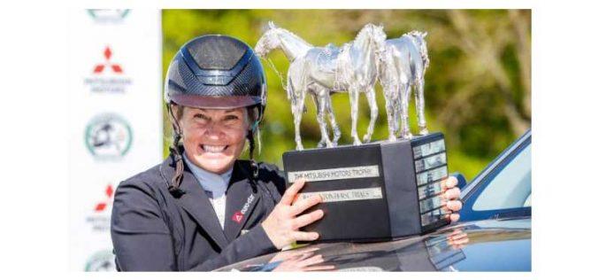 Badminton Horse Trials: Jonelle Price, primeira amazona a conquistar ouro em 11 anos (VÍDEO)