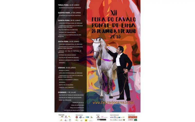 XII Feira do Cavalo de Ponte de Lima