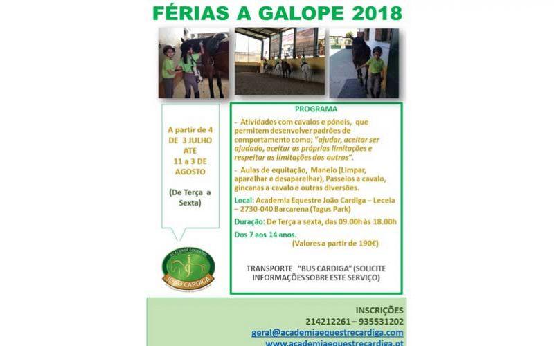 Ferias a Galope 2018