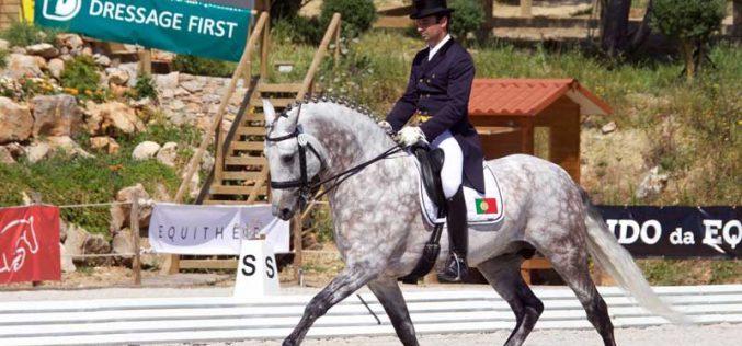 Inédito: há seis cavaleiros portugueses no top 200 do ranking mundial de Dressage