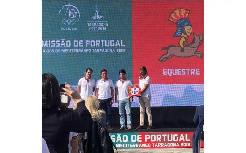 Seleção nacional para os Jogos do Mediterrâneo 2018