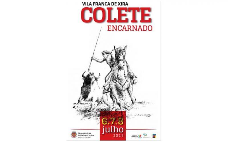 Vila Franca de Xira em Festa com Colete Encarnado!
