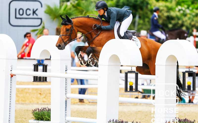 World Cup winner Beezie Madden wins GLOCK's 5* Grand Prix