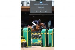 Luis Pedro Biraben Scores Big Win with Caillou in $70,000 1.50m Welcome Stake CSI 4*