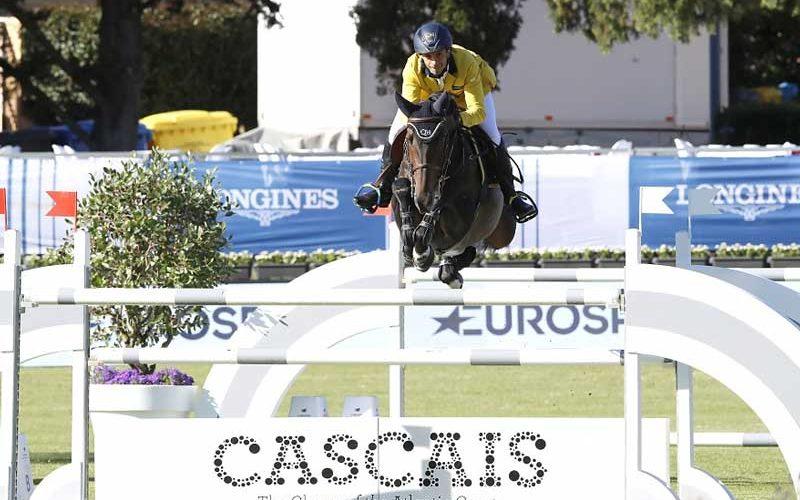 CSI5* Cascais: Brasileiro Yuri Mansur vence prova inaugural – Rodrigo Giesteira Almeida melhor português