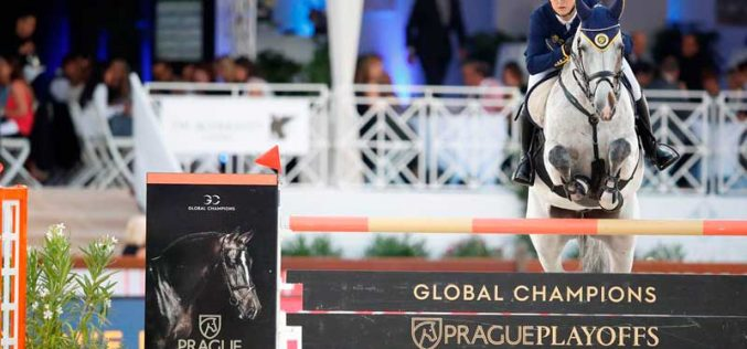 Prague Lions light up GCL Cannes