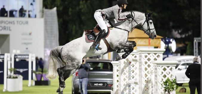 Nicola Philippaerts and H&M Harley Flying High with LGCT GP Win in Cascais