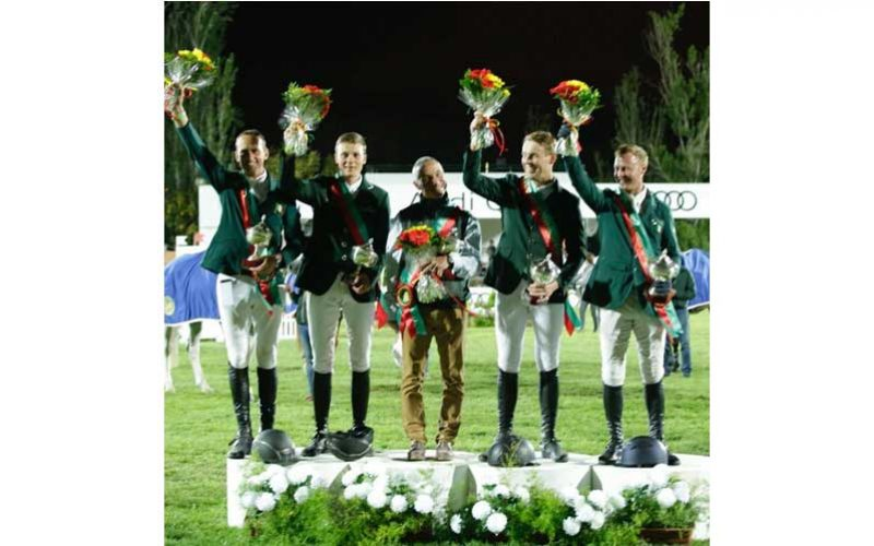 98º CSIO Lisboa: Irlanda vence Taça das Nações – Portugal em 4º lugar (VÍDEO)