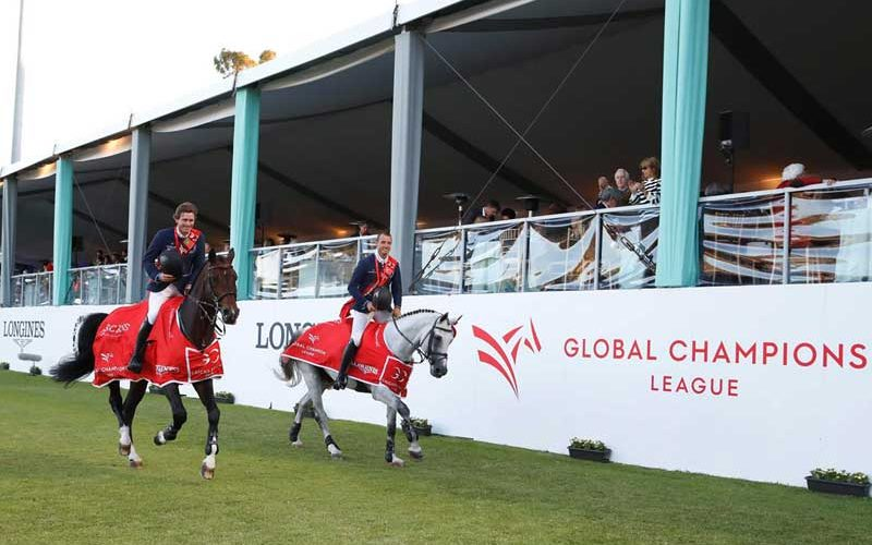 Panthers Storm to Edge-Of-The-Seat GCL Cascais Win