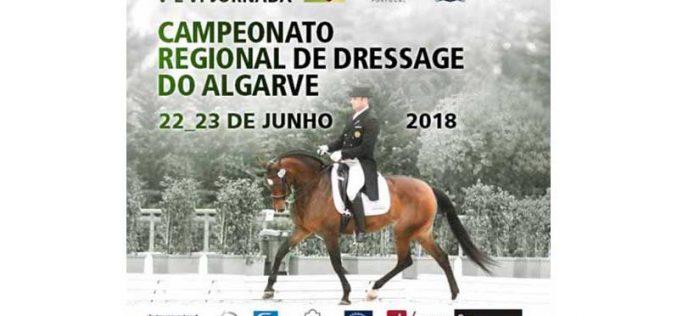 Vilamoura recebe Jornadas do Campeonato Regional de Dressage
