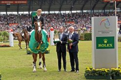 "Rolex Grand Prix goes to Marcus Ehning: ""That is something that is eternal!"""