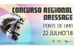 Ponte de Lima acolhe o Campeonato Regional de Dressage