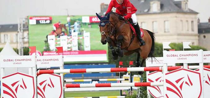 Global Champions League: The London Knights take the lead in Chantilly