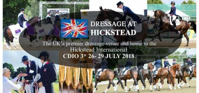 CDIO3* Hickstead: Portugal  presente na Grã Bretanha